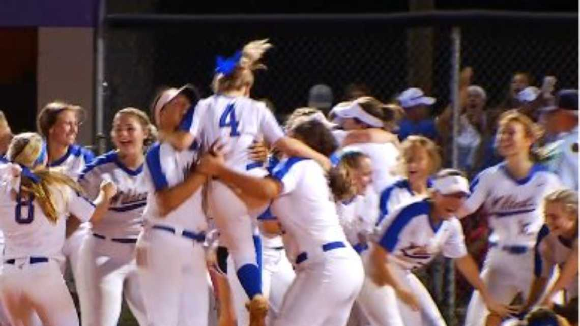 Lexington Softball Ends 18 Year Drought And Wins State Title