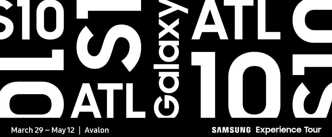 Samsung Experience Tour brings Galaxy pop-up to Avalon in Alpharetta