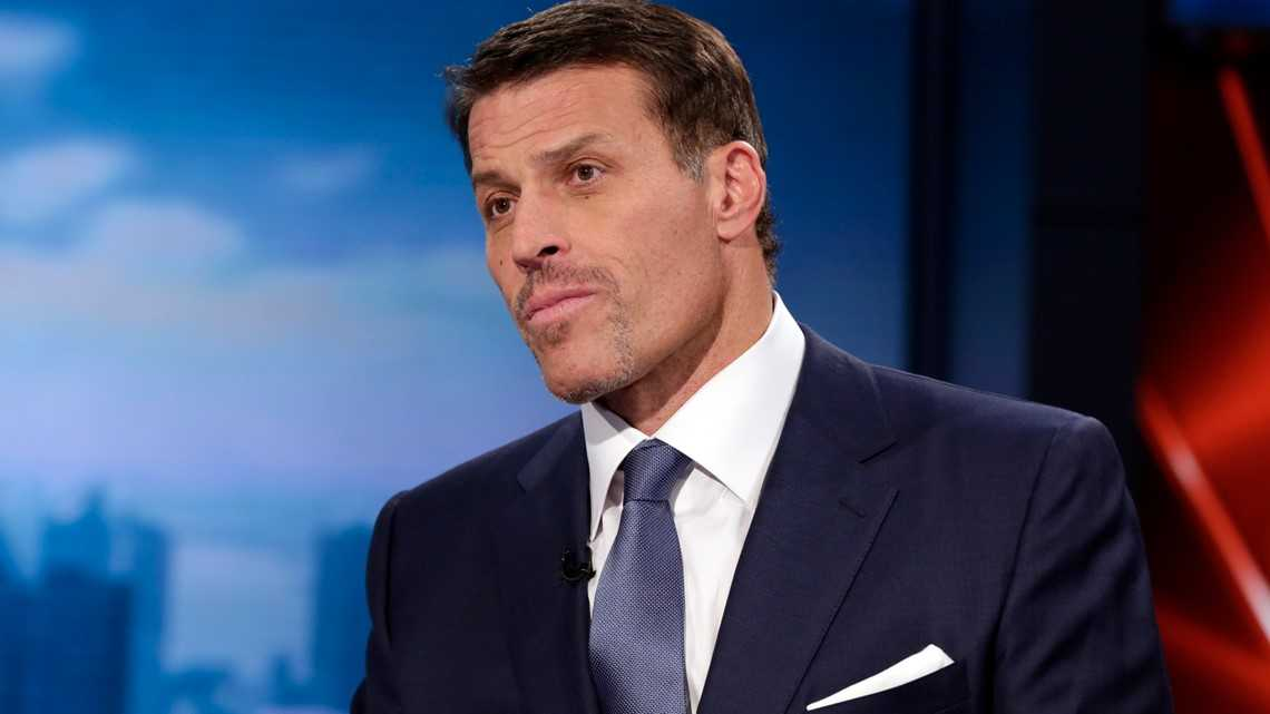 Self-help guru Tony Robbins disputes sexual misconduct allegations