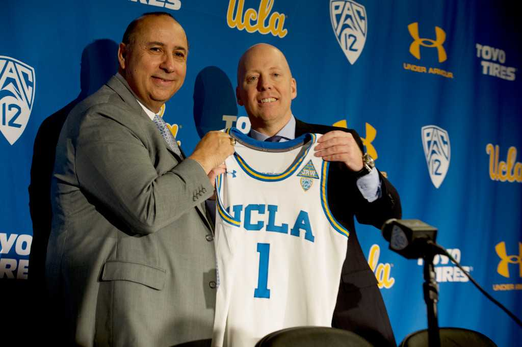 UCLA men's basketball learning to 'eat your vegetables' in first month with Mick Cronin