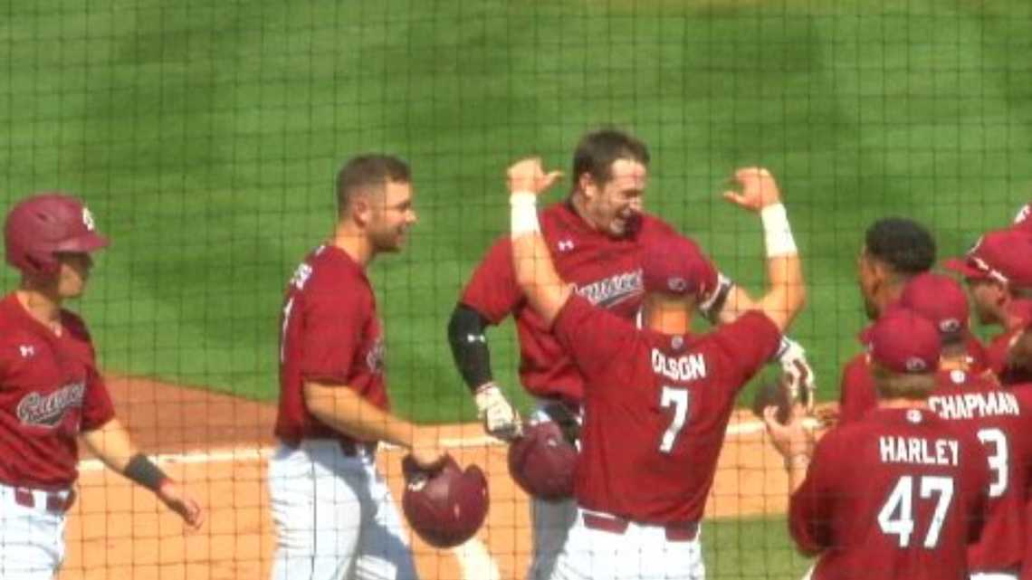 Gamecocks Clinch Final SEC Tournament Slot With Big Road Win