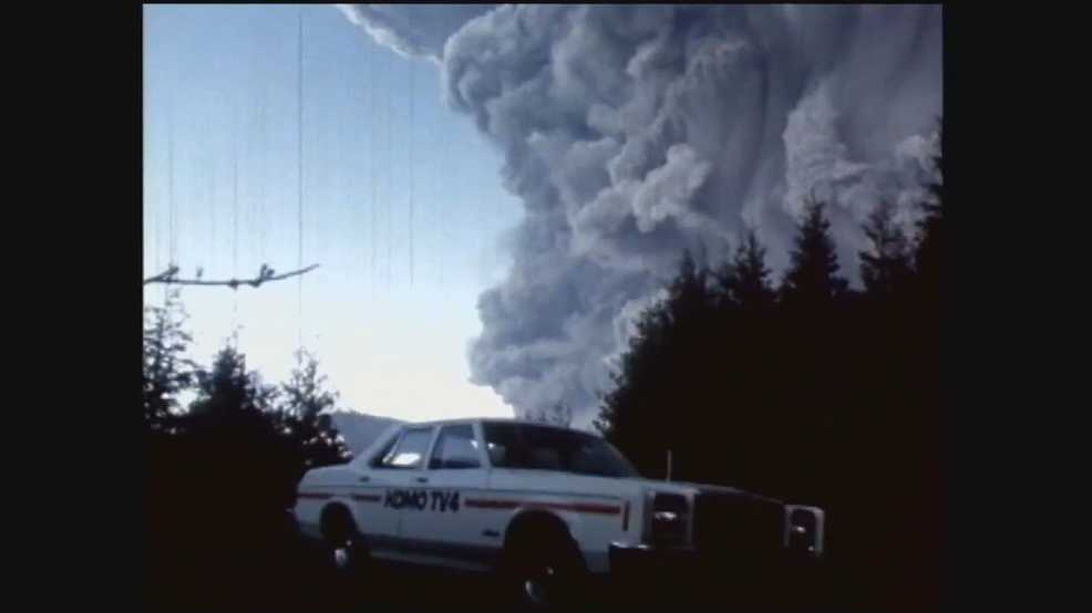 KOMO remembers the deadly Mt. Saint Helens eruption 39 years ago