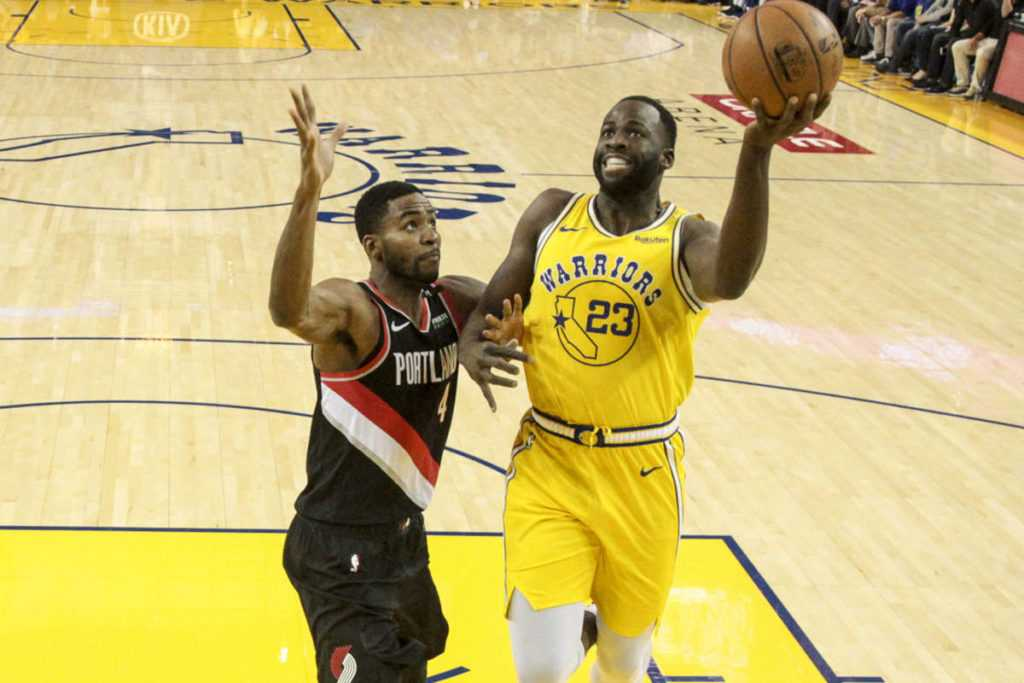 Warriors ride Draymond Green triple-double to Game 3 win
