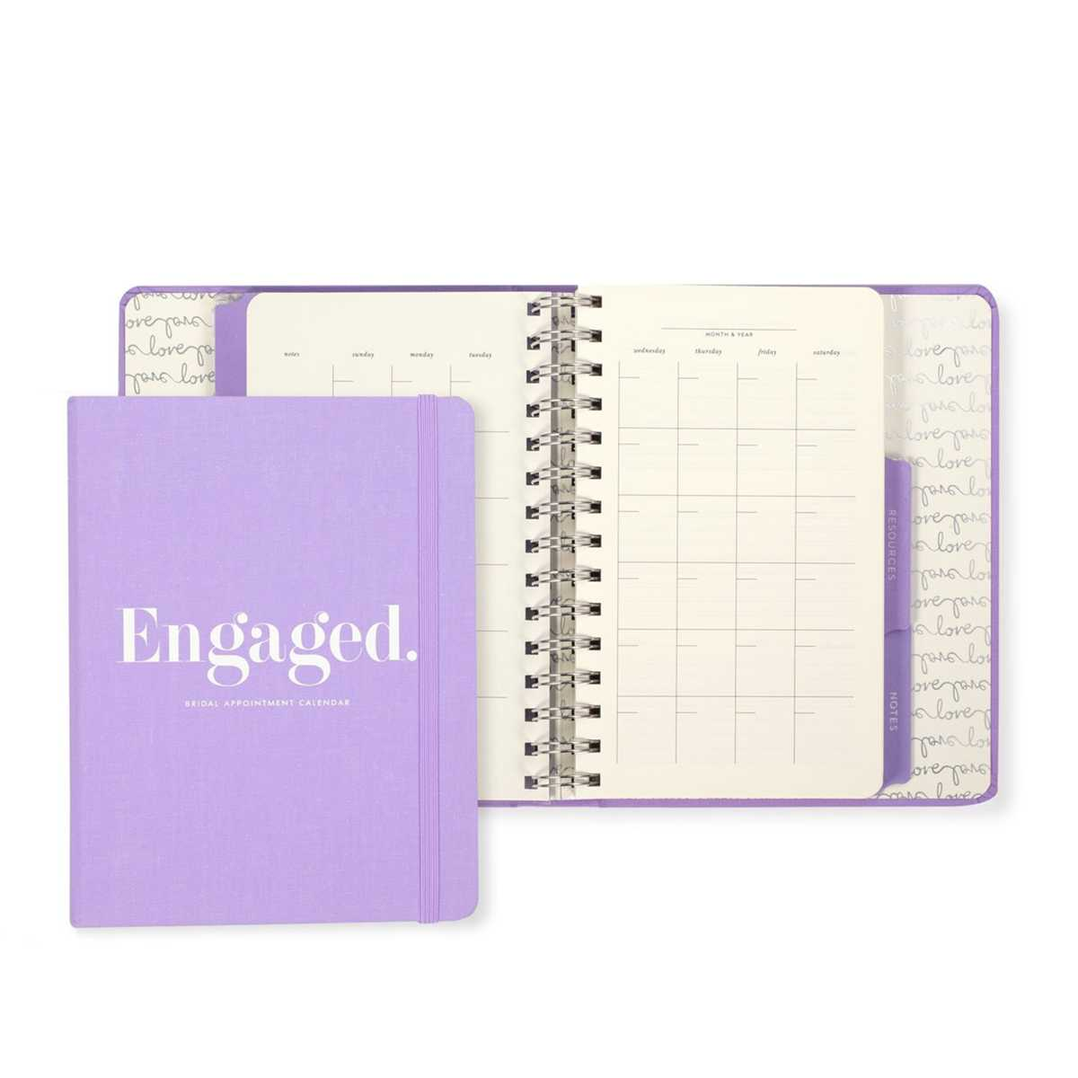 Bridal Appointment Calendar by Kate Spade New York