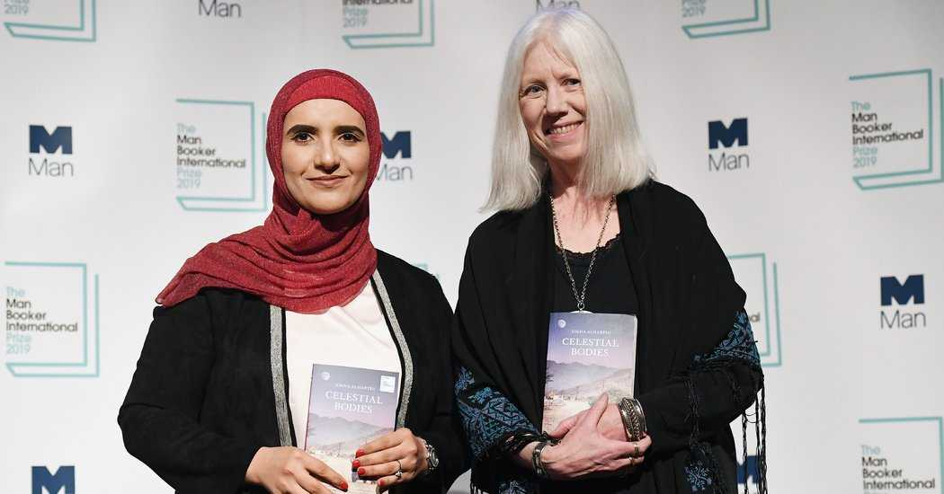 'Celestial Bodies' Wins Man Booker International Prize