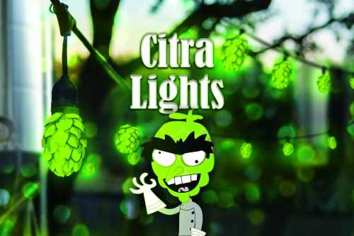 Just added Citra Lights by Knee Deep Brewing Company, a Pale Ale