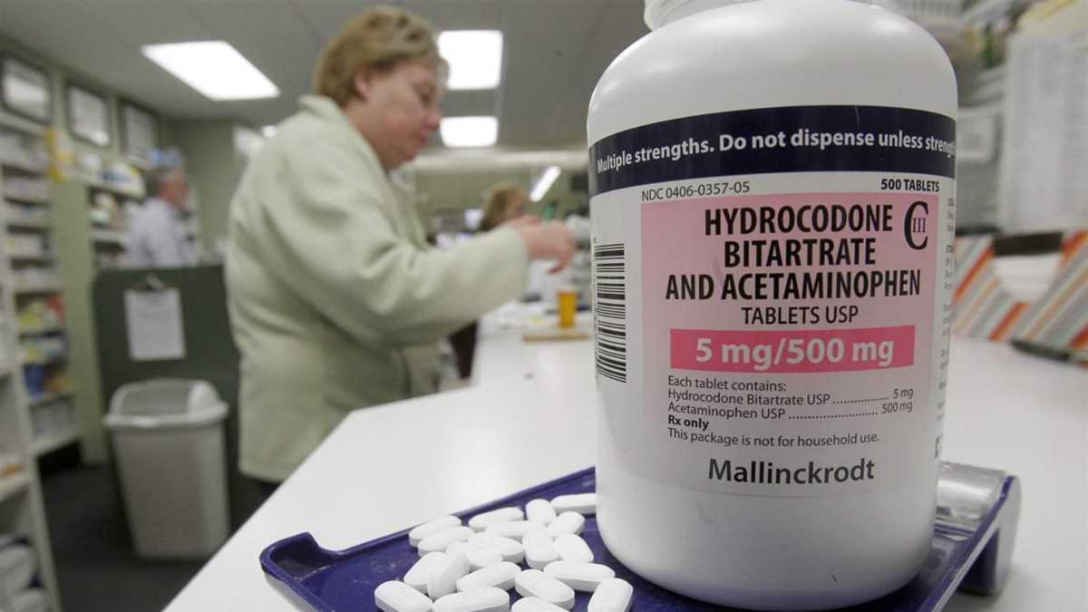 Rapid Opioid Cutoff Is Risky Too, Feds Warn