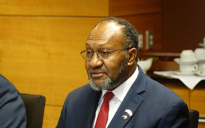 Vanuatu PM pleased with NZ climate action
