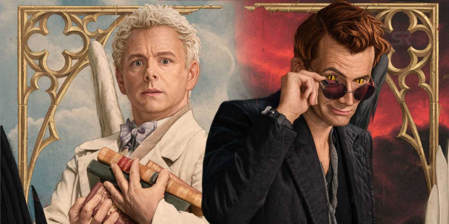 Review: Good Omens Is The Perfect Blend Of Sherlock, Doctor Who And Supernatural