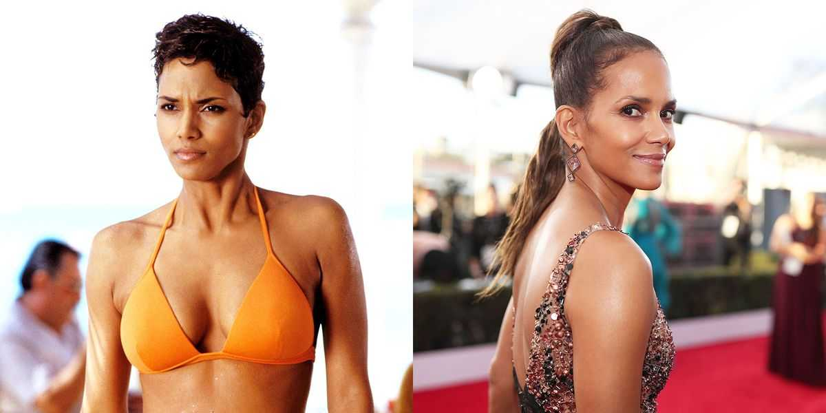 These Photos Prove Halle Berry Has Barely Aged Over The Years