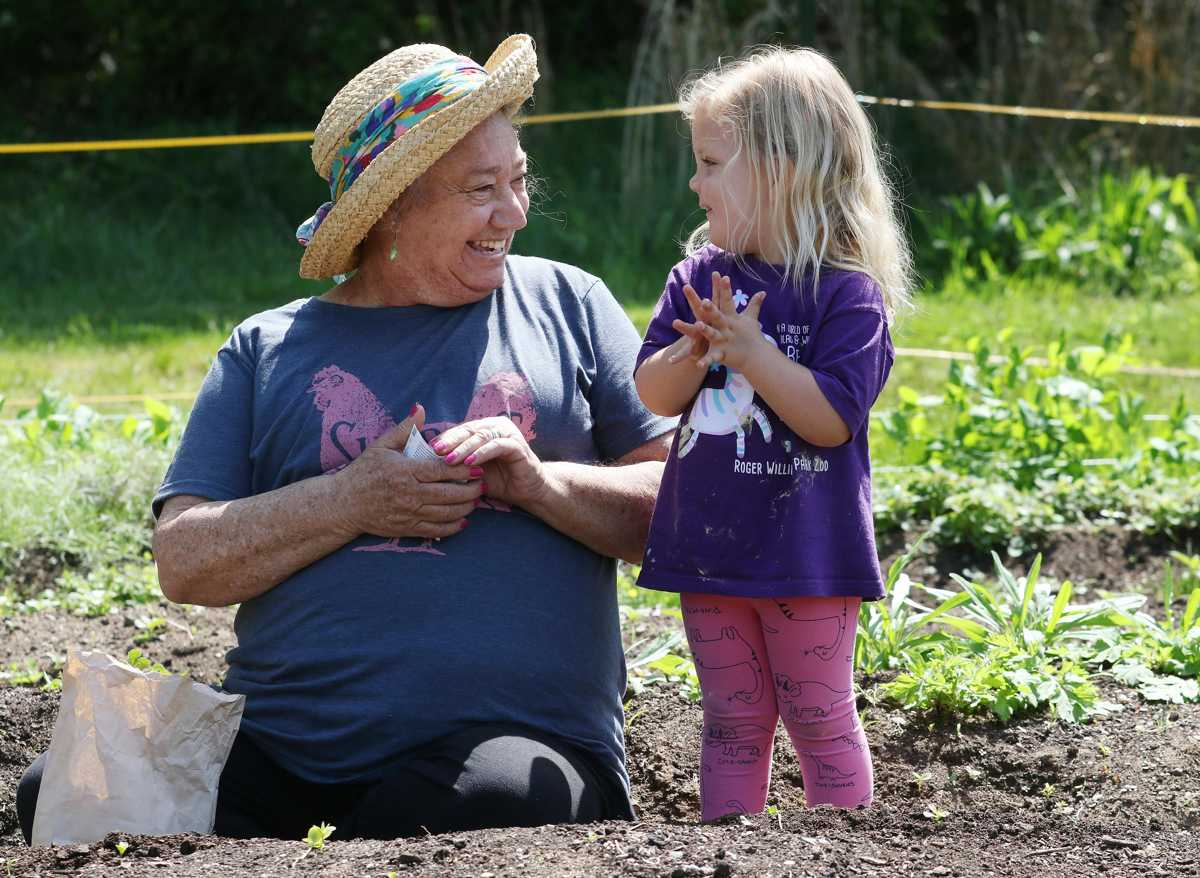 Barrington school teaches kids to 'think like a farmer'