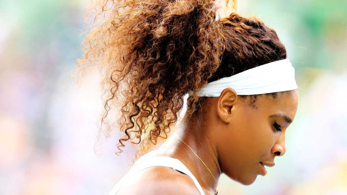 In Honor of the French Open, 16 Tennis Ponytails That Have Ruled the Court