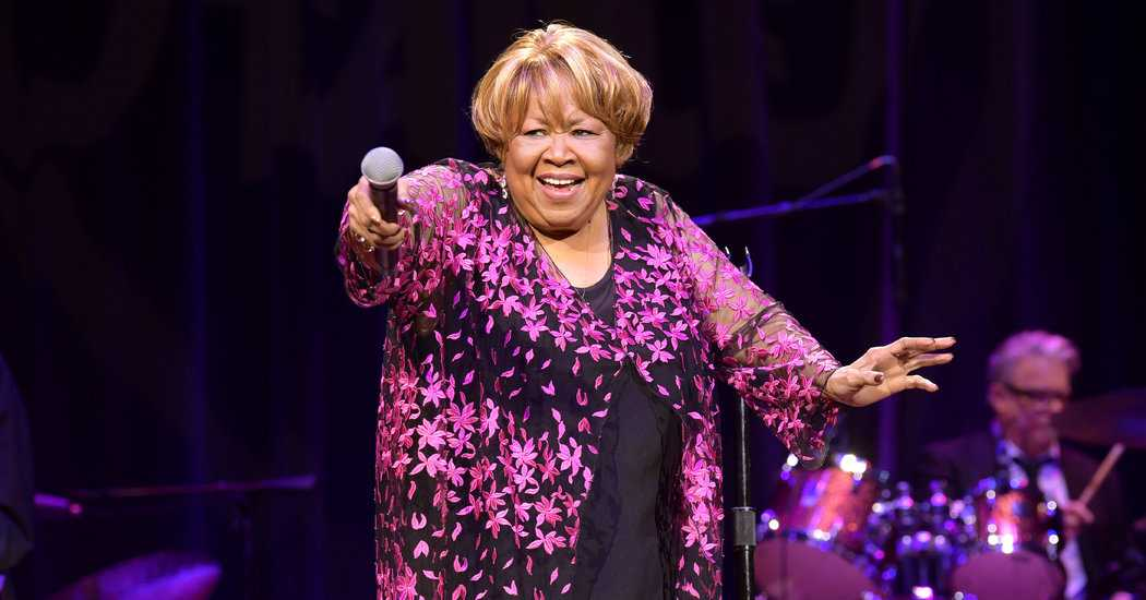 The Playlist: Mavis Staples Demands Change, and 11 More New Songs