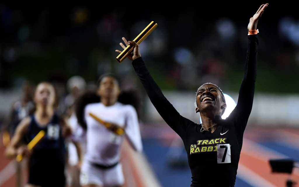 Wilson's Rachel Glen, Long Beach Poly's relay teams among medal winners at CIF State Track Championships