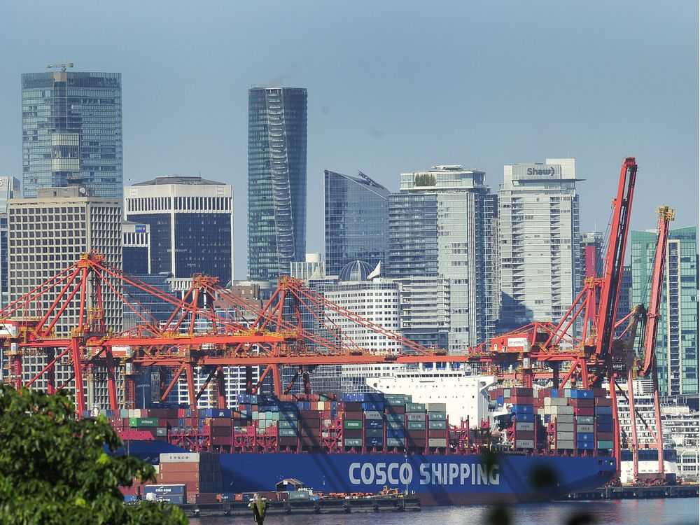 Union promises no disruption to trade at Vancouver's two largest container ports
