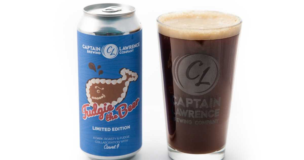"Carvel's ""Fudgie The Beer"" Is Back To Be Your Fave Summertime Sip"