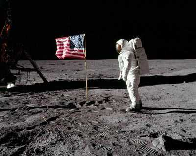 Man on the Moon: 50th Anniversary of the Lunar Landing Exhibit