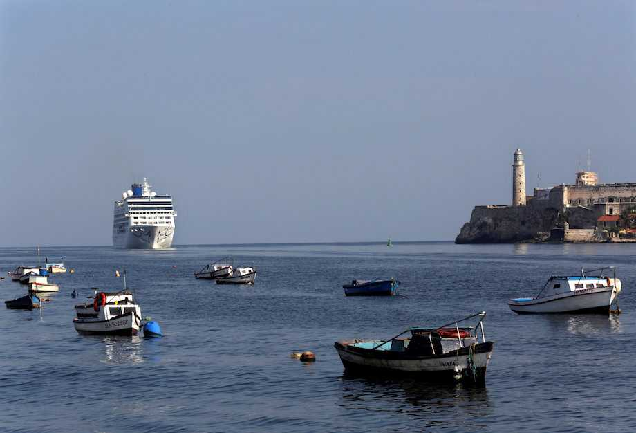 U.S. Ban on Cruises to Cuba Creates Chaos for Travelers