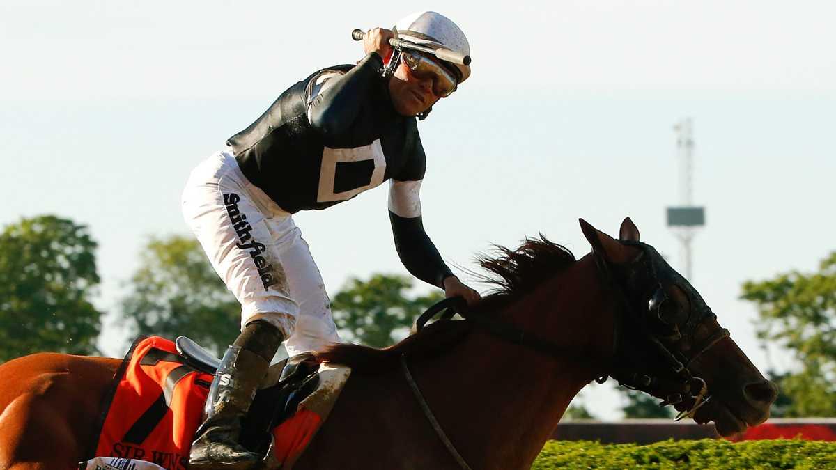 Belmont Stakes 2019 Won By Sir Winston By Asbury Park Press