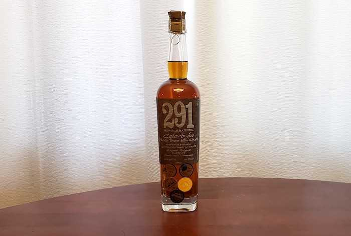 Whiskey Review: 291 Single Barrel Colorado Bourbon Whiskey
