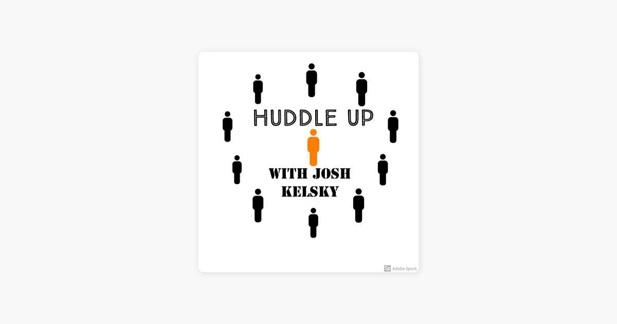 ‎Huddle Up on Apple Podcasts