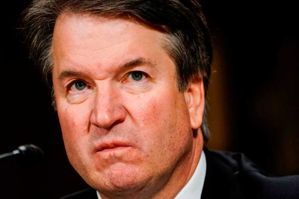 I Don't Give A Flying Fig How Many Women Law Clerks Brett Kavanaugh Hires
