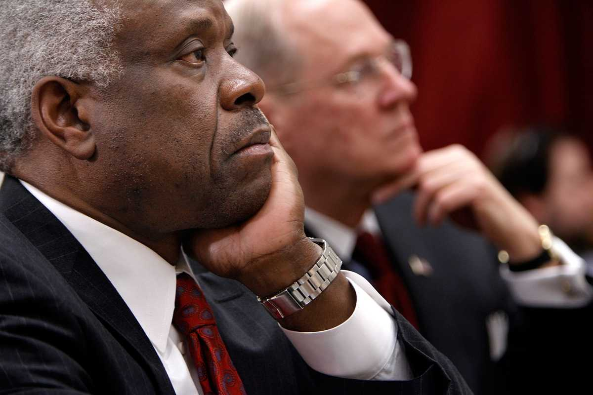 Good Grief, Clarence Thomas — See Also