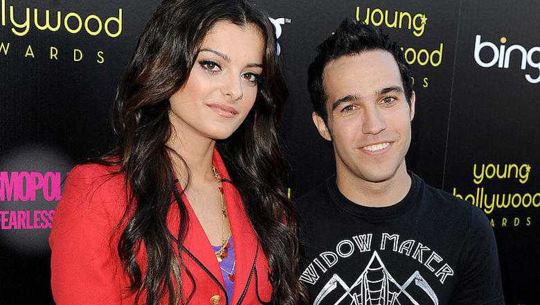 Are Pete Wentz And Bebe Rexha Collaborating (Again)?