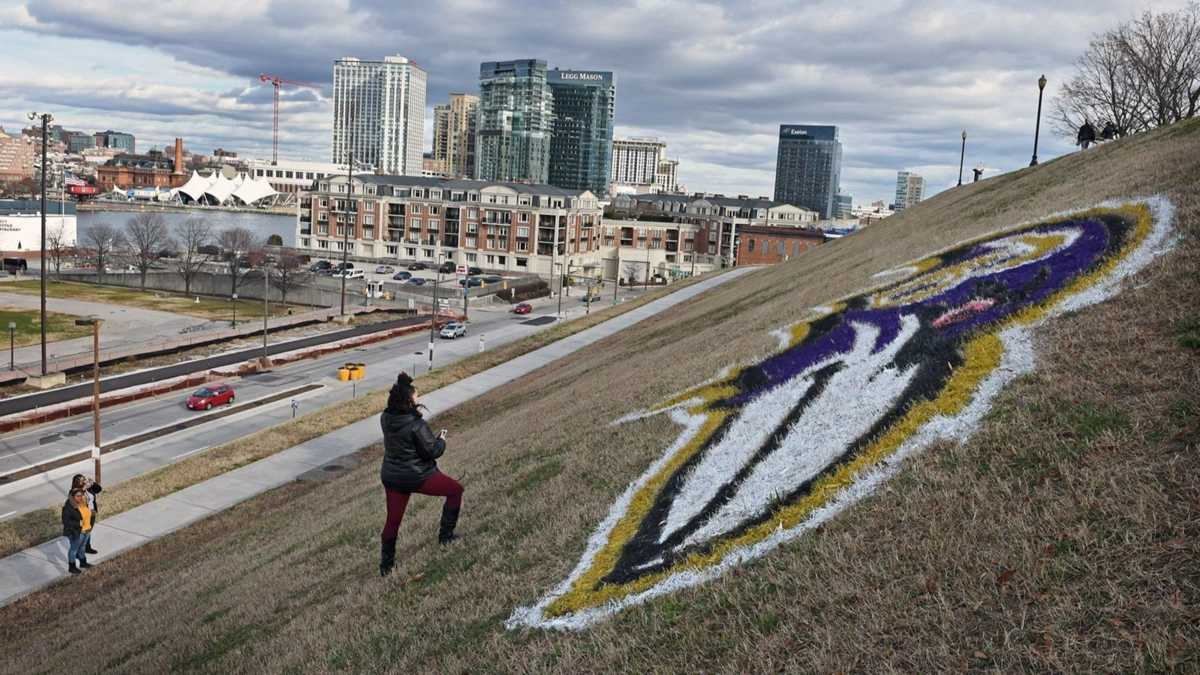 Proposed steps on east slope of Federal Hill face pushback from neighbors, American Visionary Art Museum