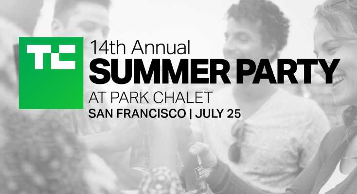 Demo your early-stage startup at the TechCrunch Summer Party