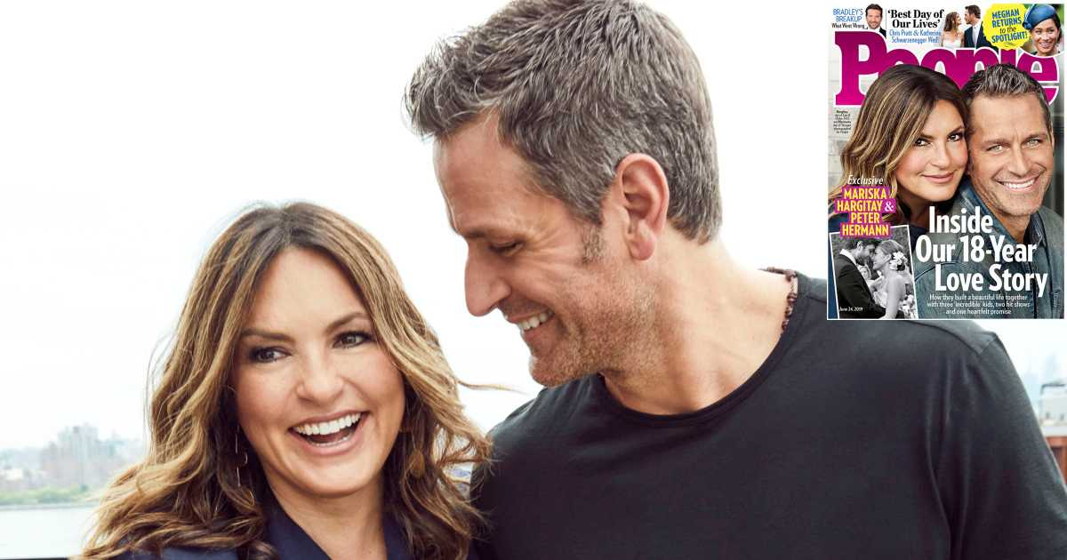 Mariska Hargitay & Peter Hermann Say Laughter Is the Key to 15-Year Marriage: 'The Way We Find Our Way Back to Each Other'