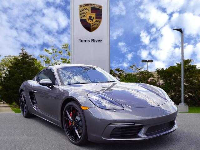New 2019 Porsche 718 Cayman S RWD S 2dr Coupe