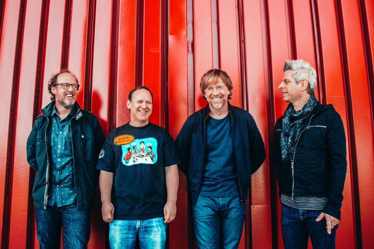 Phish Launching Their Own SiriusXM Channel