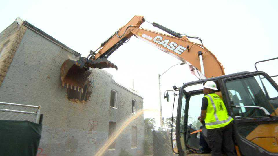 Project C.O.R.E. marks milestone for demolishing vacant buildings in Baltimore