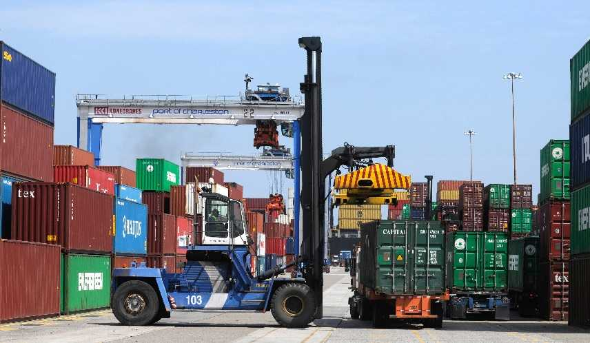 S.C. Ports chalk up May record