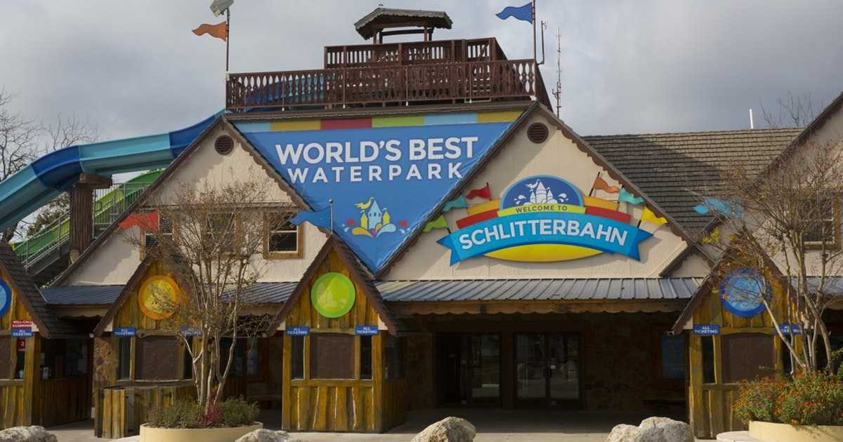 Texas icon Schlitterbahn sells New Braunfels, Galveston water parks to Ohio company