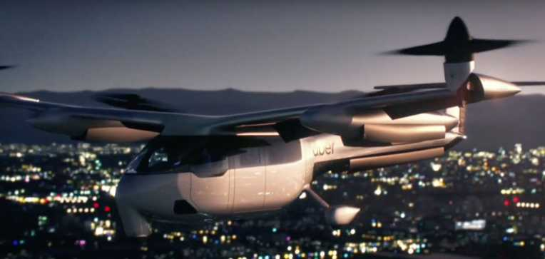 Uber's annual flying taxi summit reveals Uber Air has a ways to go