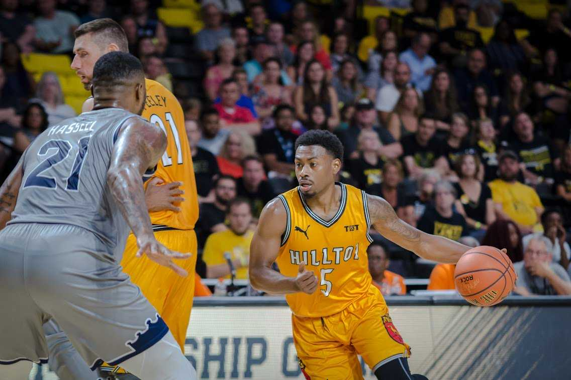 UMBC's Hilltop Dawgs alumni team headed back to The Basketball Tournament