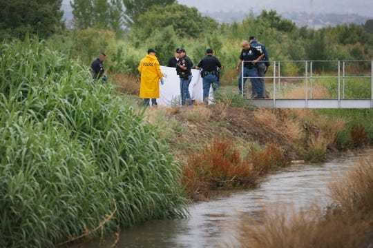 Advocates fear migrants deaths on rise in El Paso with canal drownings, I-10 fatalities