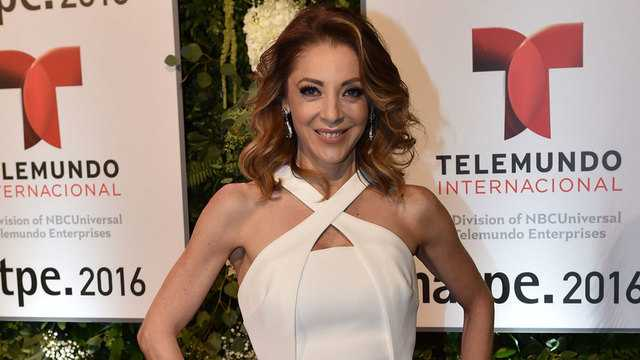 Edith Gonzalez, Mexican telenovela star, dies at 54 following battle with cancer