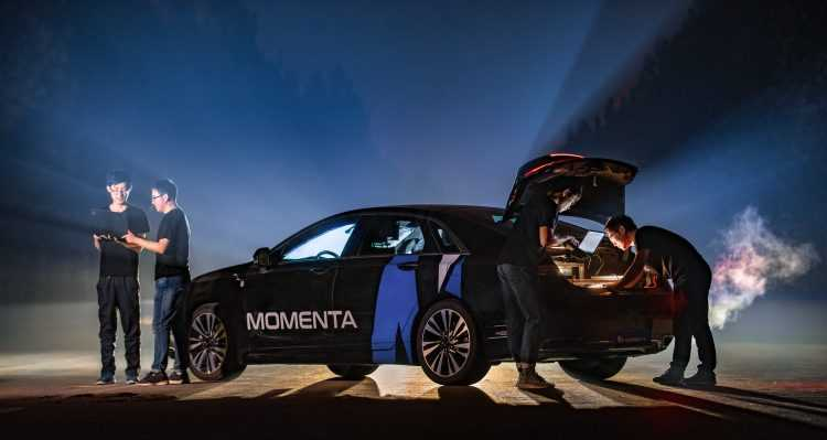 How China's first autonomous driving unicorn Momenta hunts for data