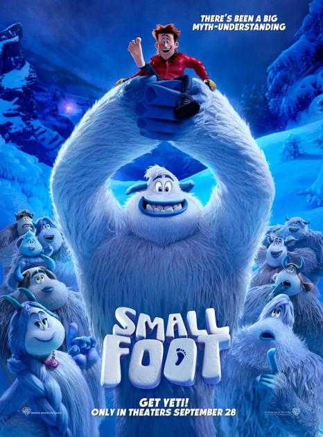 'Smallfoot' kicks off Movies in the Park series in Georgetown