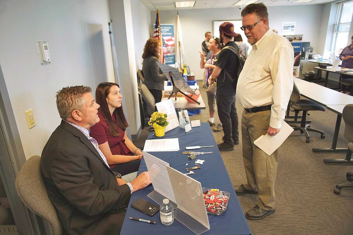 Advanced manufacturing job fair a nuts-and-bolts effort to boost workforce