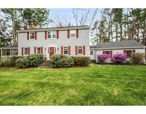 29 Agawam Road, Acton, MA 01720