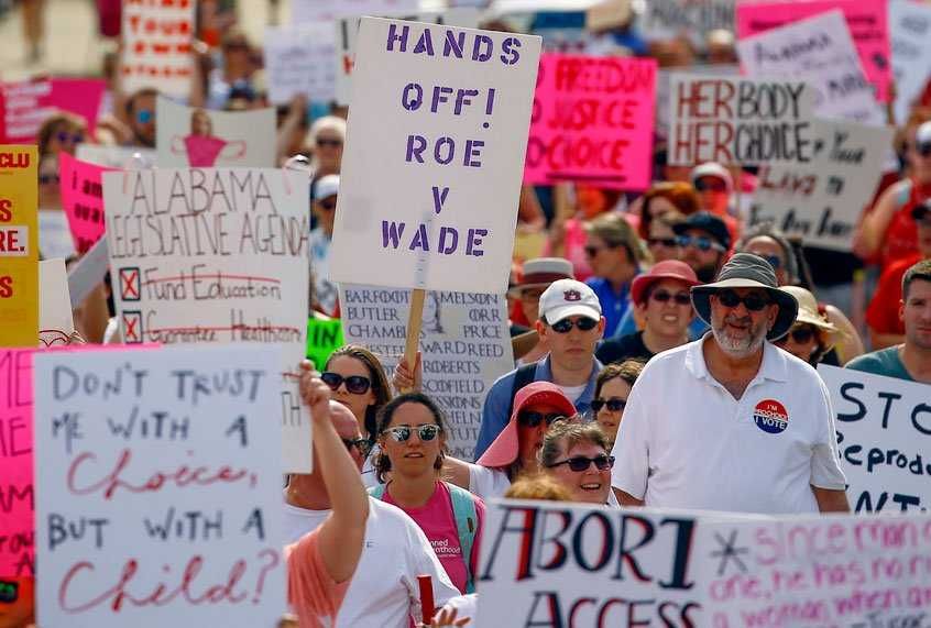 A concise history of the US abortion debate