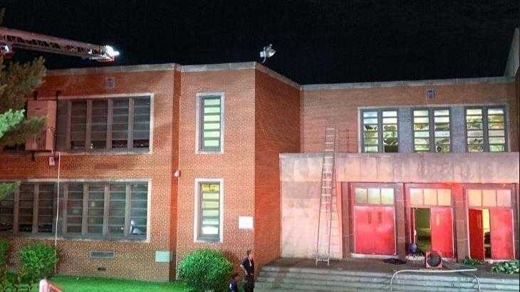 Two-alarm fire forces early end to school year at Baltimore Collegiate School for Boys