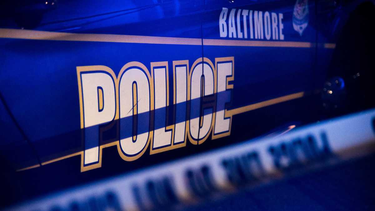 Two killed, two injured in overnight shootings, Baltimore police say