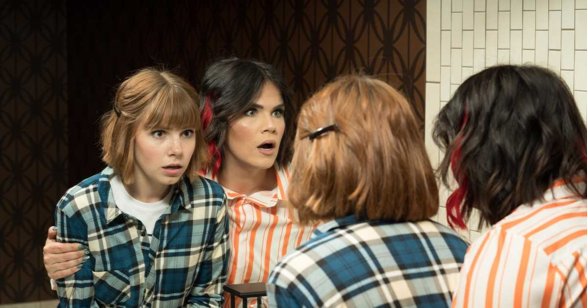 Theater review: Hale Centre Theatre's 'Freaky Friday' musical a joyous take on the mother-daughter switcheroo