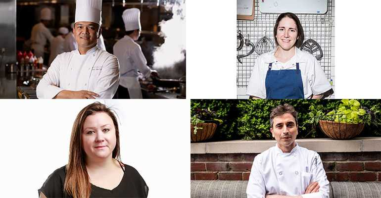 Chefs on the Move: June 2019