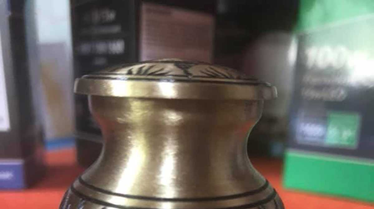 'It's so sick!' Urn with man's cremains stolen, loved ones plead for its return